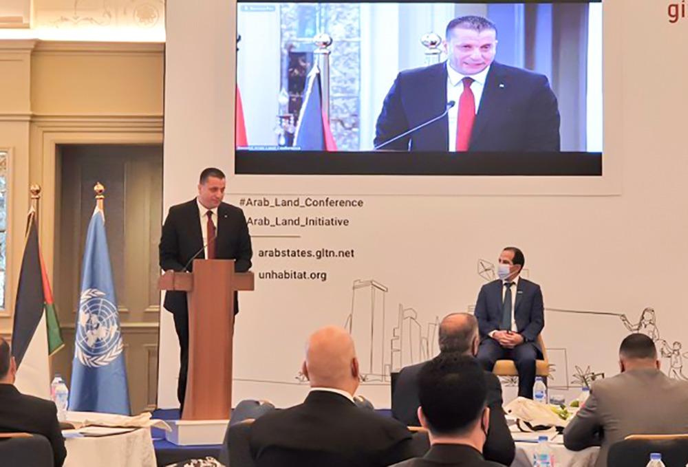 القاهرة: فلسطين تشارك في المؤتمر العربي الثاني للأراضي